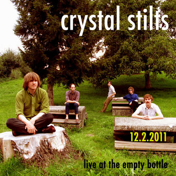 Crystal Stilts - December 02, 2011 cover art