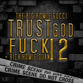 Trust God Fuck 12 cover art