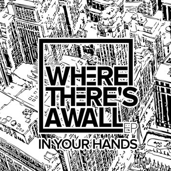 In Your Hands - EP cover art
