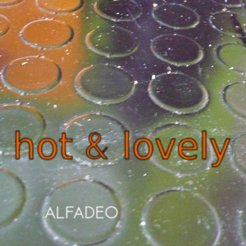 hot & lovely cover art