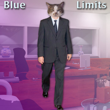 THE VIRTUAL PAVILION PRESENTS: Blue Limits cover art