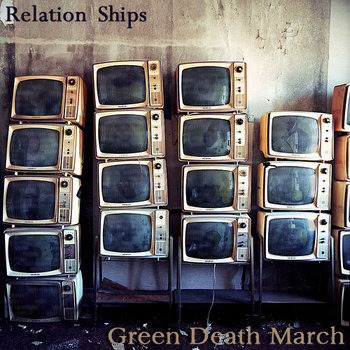 Green Death March cover art