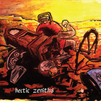 hectic zeniths cover art