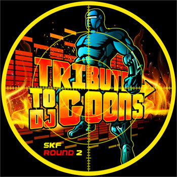 SKF Round 2 - Tribute To DJ Goons - FREE cover art