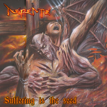 Suffering is the Seed cover art