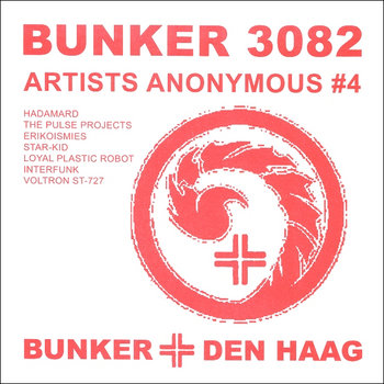 (Bunker 3082) Artists Anonymous #4 (2009) cover art