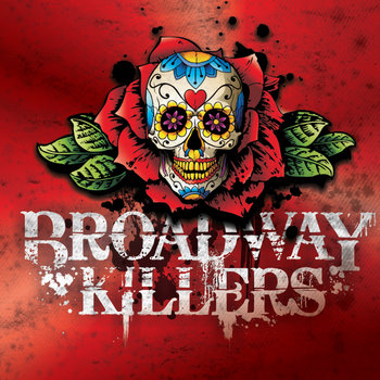 Broadway Killers (The Red EP) cover art
