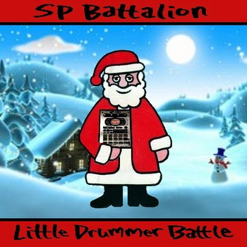Little Drummer Battle cover art