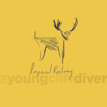 a young cliff diver cover art