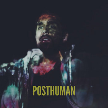 Posthuman cover art