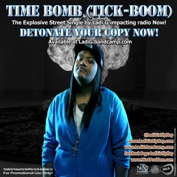 Time Bomb (Tick-Boom) cover art