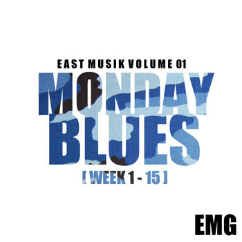Monday Blues cover art