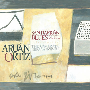 Santiarican Blues Suite cover art