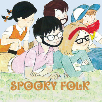 Spooky Folk cover art