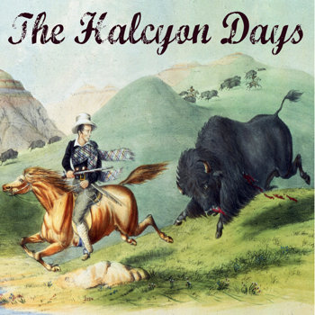 The Halcyon Days cover art