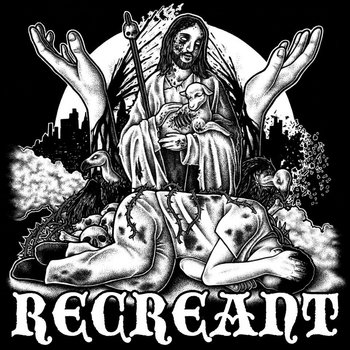 Recreant S/T LP cover art
