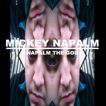 Napalm The God cover art