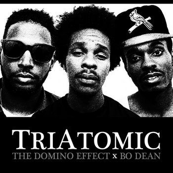 TriAtomic cover art