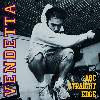 ABC Straight Edge cover art