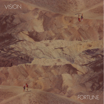 MNQ 019 Vision Fortune - Black Coral / Void of the Valley 7&#39;&#39; cover art