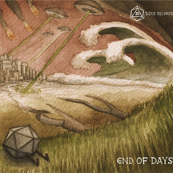 End Of Days (20 Sided Records Compilation) cover art