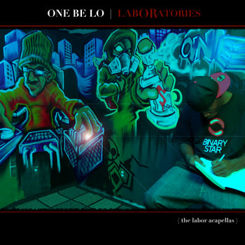 LabORatories - The LABOR Acapellas cover art