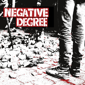Negative Degree cover art