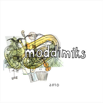 Moddimiks 2010 cover art