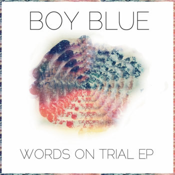Words On Trial EP cover art