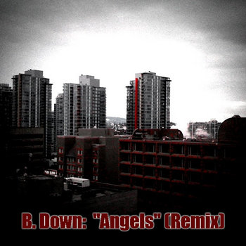 Angels Remix cover art