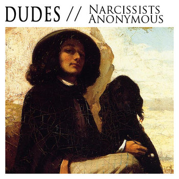 NARCISSISTS ANONYMOUS cover art