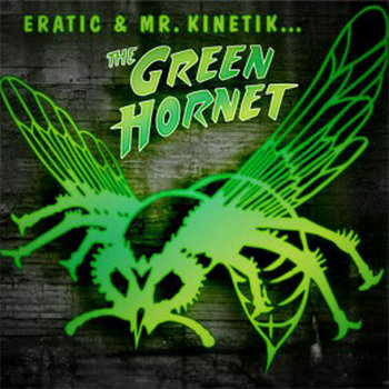 The Green Hornet cover art