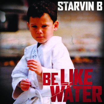 BE LIKE WATER cover art