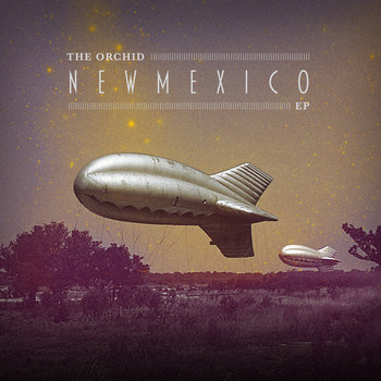 New Mexico EP cover art