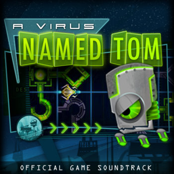 A Virus Named TOM Soundtrack cover art