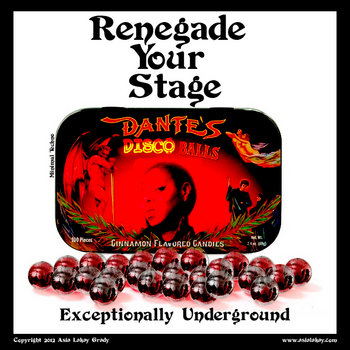 Dante's Disco Balls cover art