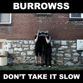 Don't Take It Slow cover art