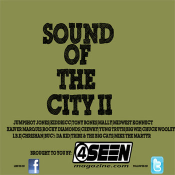 Sound of the City II cover art