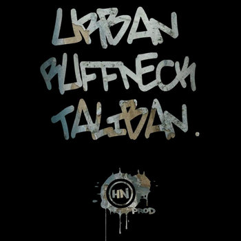 URBAN RUFFNECK TALIBAN Album n°9 cover art