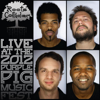 Live @ The Purple Pig Music Festival cover art