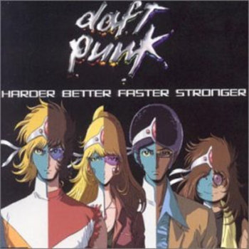 Daft Punk - Harder, Better, Faster, Stronger ( DΛNNY DULGHΞRU Remix ) cover art