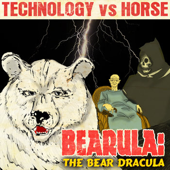 Bearula: The Bear Dracula cover art