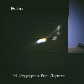 4 Voyagers for Jupiter cover art