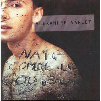 NAIF COMME LE COUTEAU cover art