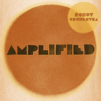 Amplified EP cover art