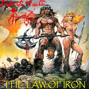 The Law Of Iron cover art