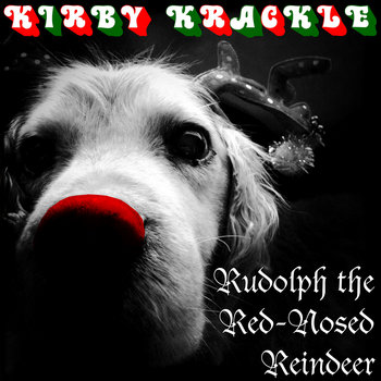 Rudolph The Red-Nosed Reindeer 2011 Holiday Single cover art