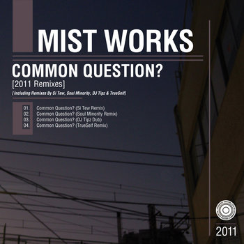 Common Question? (2011 Remixes) cover art