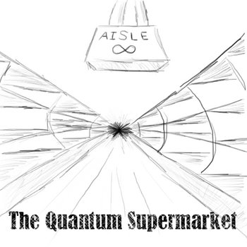 The Quantum Supermarket cover art