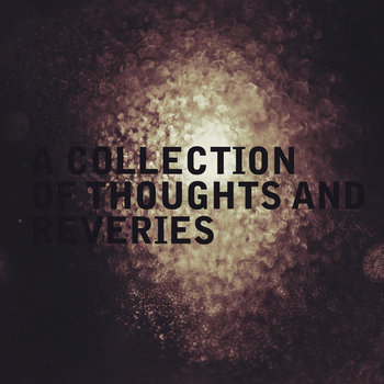 A collection of thoughts and reveries cover art